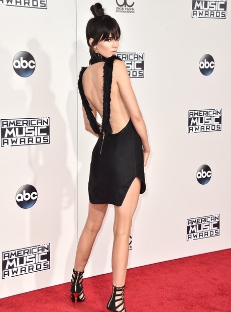 Kendall Jenner American Music Awards 2015