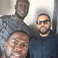 Image 2: Stormzy Kevin Hart Ice Cube