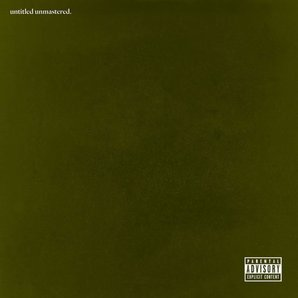 Kendrick Lamar Untitled Unmastered