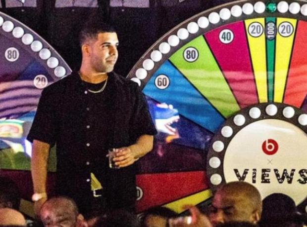 Drake Views Party