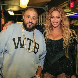 DJ Khaled and Beyonce
