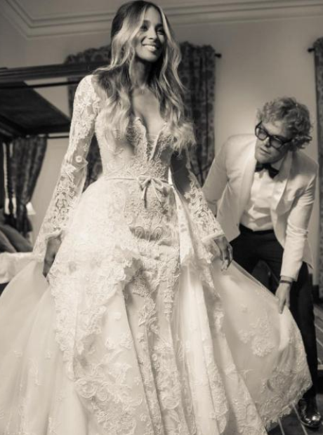 Ciara Wedding Dress