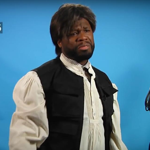 50 Cent Star Wars audition