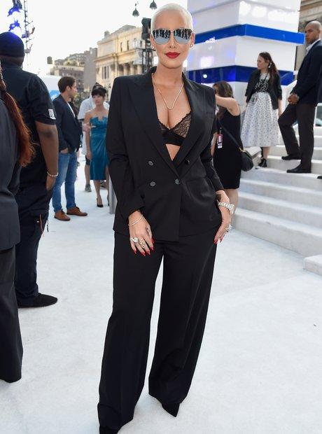 Amber Rose MTV VMAs 2016 Red Carpet