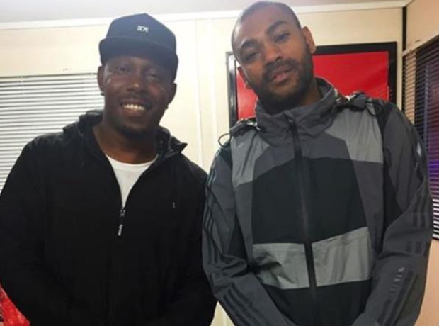Dizzee Rascal and Kano