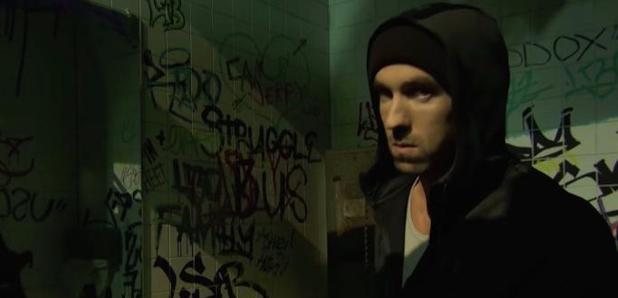 Michael Phelps Lip Sync Battle Eminem