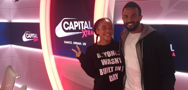 Craig David Yinka Capital XTRA