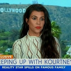 Kourtney Kardashian Interview