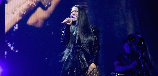 Nicki Minaj TIDAL X