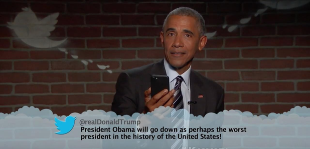 Barack Obama Trolls Donald Trump