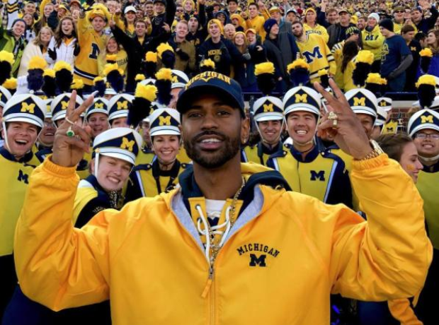 Big Sean The University Of Michigan