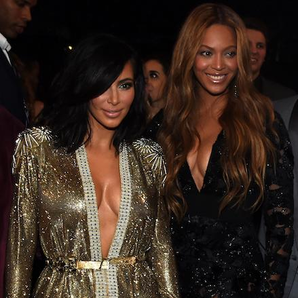 Kim Kardashian Beyonce