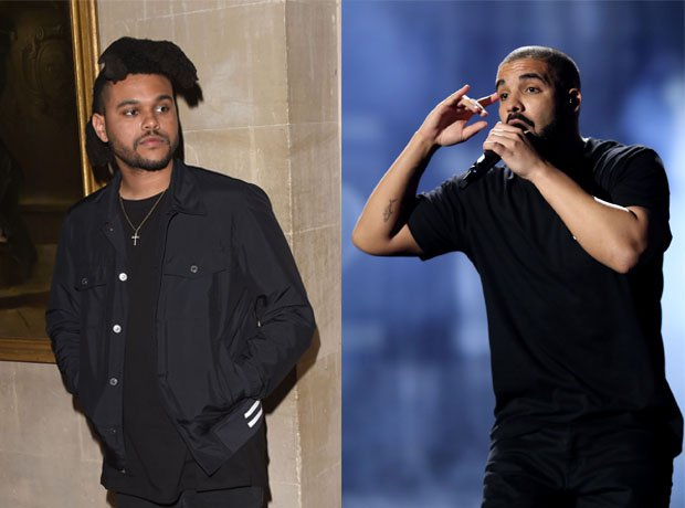 The Weeknd Drake