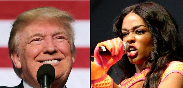 Hip-Hop Trump Reactions