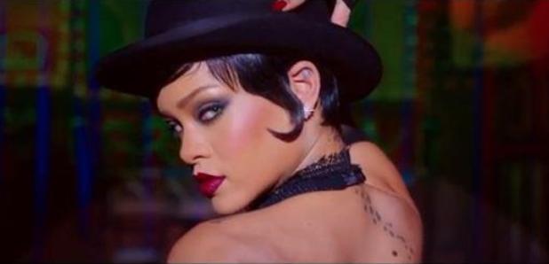 Rihanna Valerian Movie Teaser