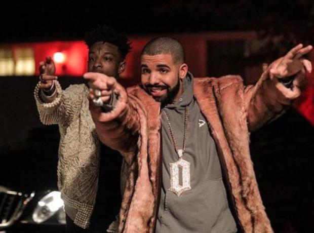 Drake and 21 Savage