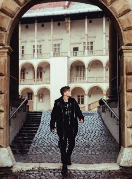 Martin Garrix Sightseeing In Poland