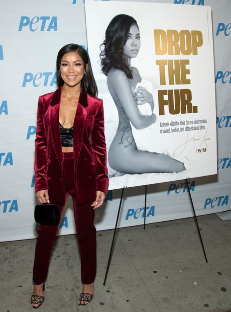 Jhene Aiko unveils her 'Rather Go Naked Than Wear