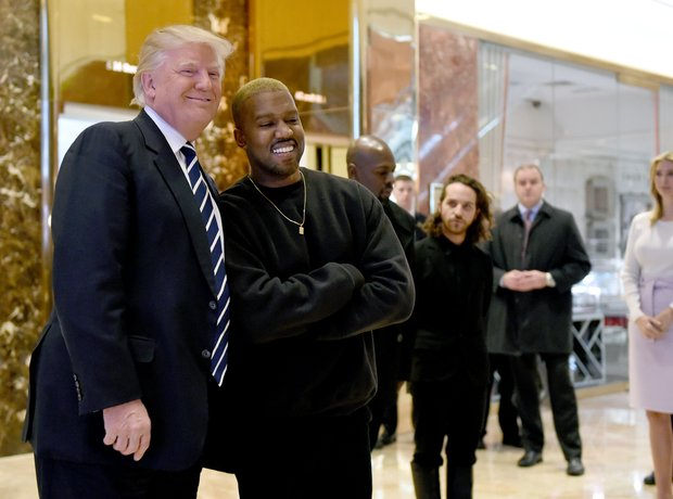 Kanye West 'I Would Have Voted For Trump'