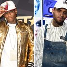 Soulja Boy Chris Brown