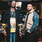 Drake hits the studio with 2 Chainz
