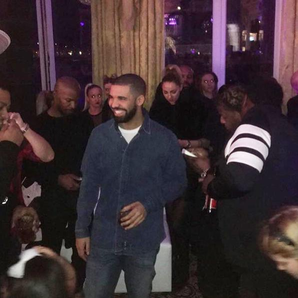 Drake Bar Mitzvah