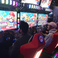 Image 4: The Weeknd spent some time off playing Mario Kart.
