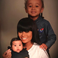 Image 1: Blac Chyna, King Cairo and Dream Kardashian