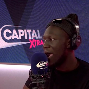 Stormzy Interview Capital XTRA