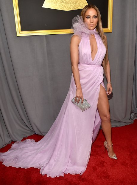 Jennifer Lopez Grammy Awards 2017