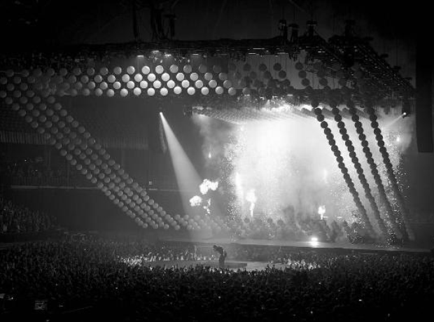 Drake on his Boy Meets World Tour