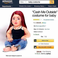 Image 6: Cash Me Outside baby costume